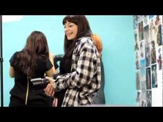 BTS YAELLE Scarf Styling Campaign Short Fashion film