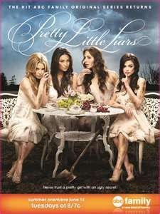 """Pretty Little Liars on ABC Family is based on the series by Sara Shepard. The first book in the series is """"Pretty Little Liars. Pretty Little Liars Saison, Watch Pretty Little Liars, Pretty Little Liers, Ashley Benson, Video Series, Tv Series, Shay Mitchell, Gossip Girl, Movies Showing"""