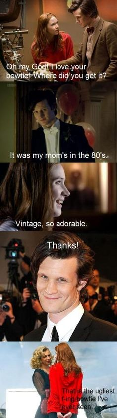 Doctor Who/Mean Girls