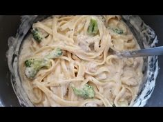Chicken Alfredo Power Pressure Cooker XL - YouTube