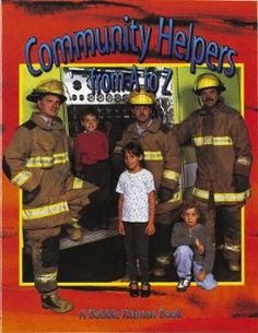 Informational Texts: Amazon.com: Community Helpers from A to Z (Alphabasics) (9780865054042): Bobbie Kalman, Niki Walker: Books