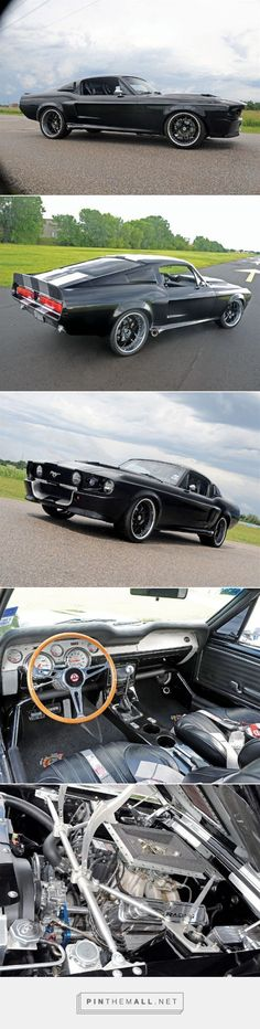1967 Ford Mustang Pit Viper - Gear Heads - created via https://pinthemall.net