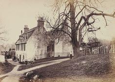 Rosebank House, Cambuslang, Glasgow. Photograph, 1870 by Thomas Annan.