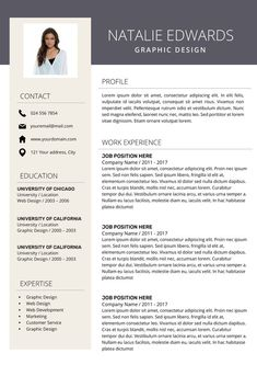 Resume Free Templates creative resume template cv template for ms word and pages Resume Free Templates. Here is Resume Free Templates for you. Cv Template Word, Best Resume Template, Resume Design Template, Creative Resume Templates, Design Resume, Creative Cv, Simple Resume, Modern Resume, Microsoft Word