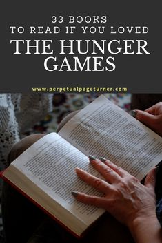Still into The Hunger Games and want more books to read that will draw you in just like it? Check out this book list full of books to read if you are a fan of the hunger games