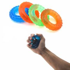 Rubber Spiky Sensory Ring