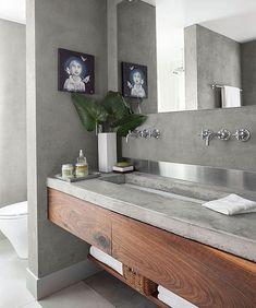Дизайнерские изделия из бетона: раковины, столешницы и много... - Барахолка onliner.by