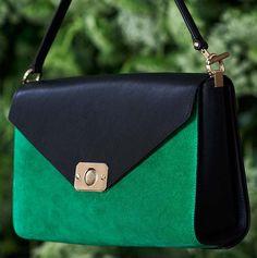 London Fashion Week Spring 2015 Fashion Accessories: Mulberry Handbags  #bags #fashionweek #handbags