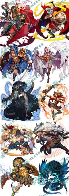 Lots of Characters-Shaad