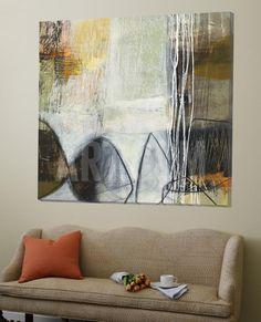 Abstract Pebble I-Jane Davies-Loft Art Contemporary Abstract Art, Abstract Landscape, Modern Art, Painting Abstract, Painting Art, Contemporary Artists, Watercolor Painting, Landscape Paintings, Jane Davies