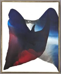 "Paul Jenkins: ""Phenomena Bedouin Chant"" Oil on Canvas, Paris 1961"
