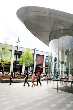 The Square - Eastalnd - Melbourne shopping