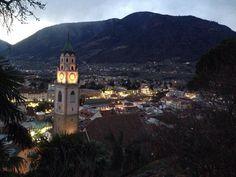 Tappeiner Promenade (walk the hills surrounding the city) - Merano South Tyrol, Trip Advisor, Skiing, Mountains, City, Building, Travel, Beautiful, Ski