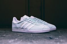 """adidas Debuts the Gazelle in """"Ice Mint"""""""