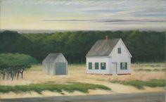 Edward Hopper, October on Cape Cod, 1946
