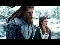BEAUTY AND THE BEAST Promo Clip - Belle & Beast (2017) Emma Watson Disney Movie HD - YouTube