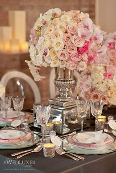 Style File: Reflections of Love | WedLuxe Magazine