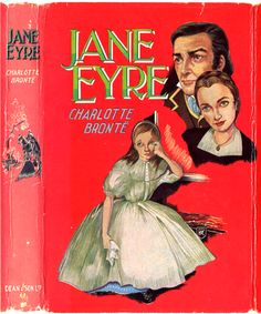 Jane Eyre by Charlotte Bronte. Dean & Son, Ltd.