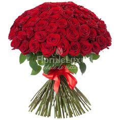 119 trandafiri rosii Grand Prix