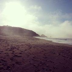 A quiet weekend morning in Bodega Bay... (By reader Noam B.) #easylikesundaymorning #readerphotos