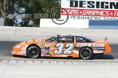 Delaware Speedway Qualifying