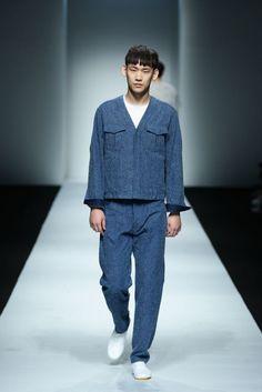 Hiuman Spring/Summer 2016 - Shanghai Fashion Week | Male Fashion Trends