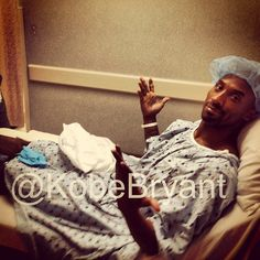 Social Media gives us a glimpse into the heart and mind of Kobe Bryant