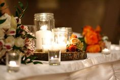 Centerpiece Ideas: Inspired by Weddings