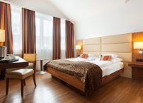 Imlauer Hotels Wien right in the city centre between Messe & Stephansplatz, with connection to the main train station & airport - save money, book directly!