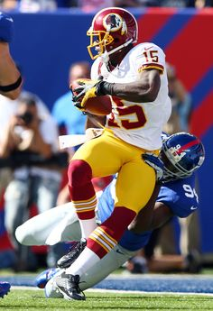 Josh Morgan // Washington Redskins