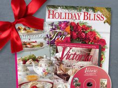 Victoria's Holiday Bundle Giveaway