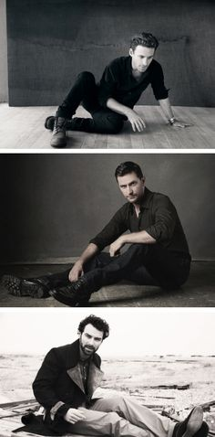 The House of Durin...Dean O'Gorman, Richard Armitage, Aidan Turner