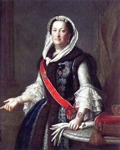 La archiduquesa María Josefa de Habsburgo.