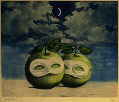 Rene Magritte - Valse Éclipser