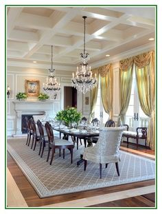 Gorgeous Crystal Dining Room Chandeliers For Luxury Dining Room Sets