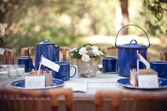 Add special touches to your tablescape