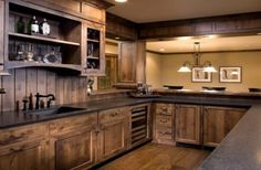 best two tone kitchen cabinets