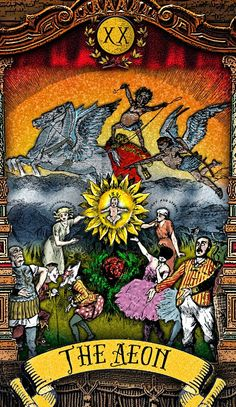 The Tarot of Mister Punch: Judgement Day? -- Or Just a New Year's Allegory?