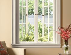 Photo from the Marvin Windows and Doors gallery -  Ultimate French Push Out Casement  Visit our Millwork Showroom in Andover, NH to see all the beautiful doors & windows from Marvin. visit us: www.rpjohnsons.com