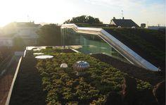 Em Detalhe: Cortes Construtivos de Telhados Verdes,Villa Bio -  Enric Ruiz Geli