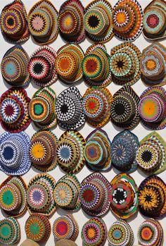 Hats for Sale Aswan, Egypt