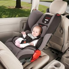 Diono Pacifica Convertible Plus Booster Seat With Body Pillow Graphite Dionos Car Features Unique