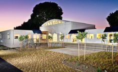 """The Wardorf School of Orange County in California was the first school in the country to use shipping containers to add classrooms on its campus during the """"Wardorf Expansion Project"""" and in the process won the city's Green Design Award."""