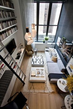 Touring 4 Lofts at the West Village's New-Old Printing House - Curbed Inside - Curbed NY