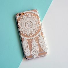 HENNA DREAMCATCHER  PHONE CASE