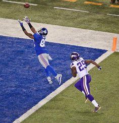 New York Giants wide receiver Hakeem Nicks