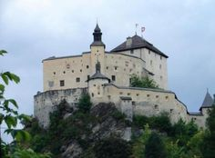 Castillo de Tarasp (Suiza)