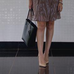 Luiza Barcelos + Kate Spade