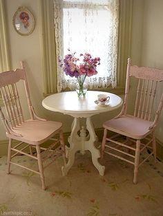 Shabby Chic Living Room Ideas (8)