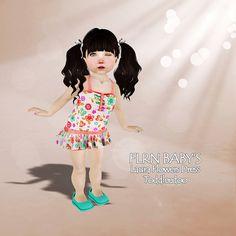 Laura Dress - Flower